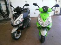 New 2014 Propel Daytona 150cc Factory Warranty, Air