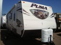 Listed here is the all new 2014 Bunkhouse Puma model