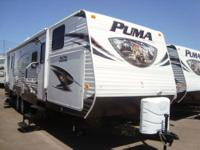 Take a look at this Brand New 2014 Puma 30FBSS Bunk