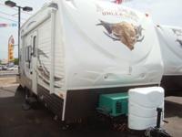 Brand New 2014 Puma Unleashed 21TFU toy hauler