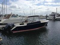 2014 Pursuit 280 Sport PURSUIT 280 Sport W/ Twin Yamaha