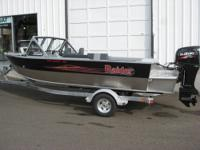 "2014 Raider 182 Pro Sport ""Wide Bottom"" OffShore"