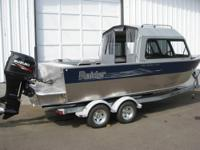 "2014 Raider 2100 Pro Sport, 102"" Beam! -- Great Ride"