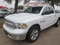 This impressive example of a 2014 Ram 1500 SLT is