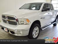 OVERVIEW This 2014 Ram 1500 4dr features a 3.0L V6