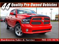 ***CREW CAB***4X4***5.7L HEMI V8***CALL OUR BARDSTOWN
