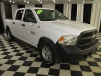 OVERVIEW This 2014 Ram 1500 4dr 4WD Crew Cab 140.5