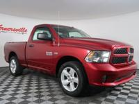 This Clean CarFax 2014 RAM 1500 EXPRESS RWD Regular Cab