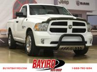 This 2014 Ram 1500 Express is proudly offered by Bayird
