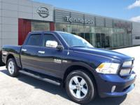 CARFAX One-Owner. Certified. 2014 Ram 1500 Tradesman