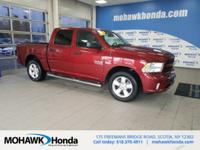 New Price! This 2014 Ram 1500 Express in Deep Cherry