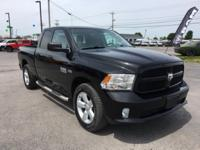 New Price! Black 2014 Ram 1500 Express 4WD Automatic
