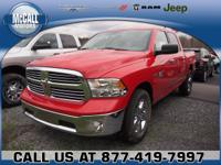 Exterior Color: flame red clear coat, Body: 4x4 Big