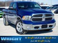Exterior Color: blue streak pearlcoat, Engine: 5.7L V8