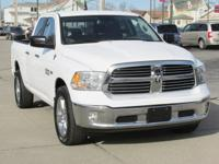 Exterior Color: bright white clearcoat, Engine: 5.7L V8