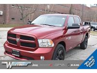 CERTIFIED PRE-OWNED 2014 RAM 1500 EXPRESS WITH ONE