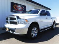 FREE POWERTRAIN WARRANTY! VERY NICE 2014 DODGE RAM 1500