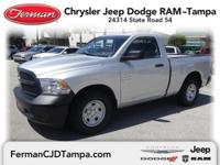 (813) 321-4487 ext.598 This 2014 Ram 1500 Tradesman is