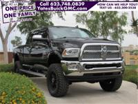 2014 Ram 2500 Laramie One Owner Accident Free History