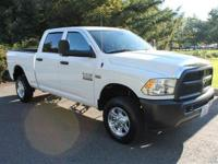Exterior Color: bright white clearcoat, Body: Pickup,