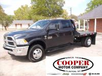 Exterior Color: black, Body: 4 Door Chassis Truck,