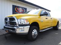 FREE POWERTRAIN WARRANTY! WELL EQUIPT BRIGHT YELLOW