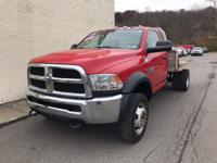 Load your family into the 2014 Ram 5500 Chassis! For
