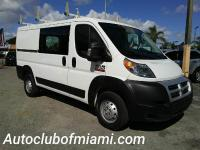 Options:  2014 Ram Promaster Cargo 1500 136 Wb 3Dr Low