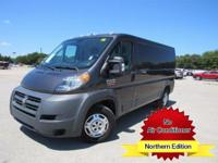 New Price! Gray 2014 Ram ProMaster 1500 Low Roof 136 WB