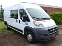 Load your family into the 2014 Ram ProMaster 3500!