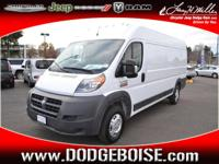 Happiness comes first with this 2014 RAM ProMaster