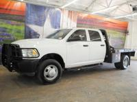 *Purchase this rugged white 2014 Certified Ram 3500
