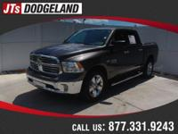 Options:  2014 Ram 1500 Big Horn|Gray/|V8 5.7 L
