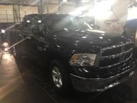 Black Clearcoat 2014 Ram 1500 SLT RWD 8-Speed Automatic