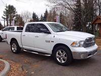 Options:  2014 Ram 1500 Big Horn|White|Recent Arrival!