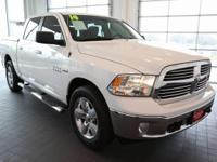 Options:  2014 Ram 1500 Big Horn|4X4! Short Bed!