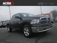 2014 Ram 1500, key features include:  Fog Lights,