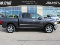 Options:  2014 Ram 1500 4Wd Big Horn Crew Cab|Cloth