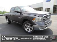 New Arrival! LOW MILES, This 2014 Ram 1500 will sell