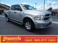 CARFAX One-Owner. This 2014 Ram 1500 Outdoorsman in