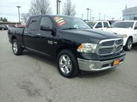 This outstanding example of a 2014 Ram 1500 Big Horn is