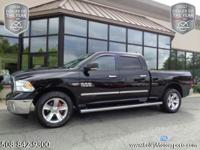 1-OWNER... 5.3L BIG HORN... JUST Traded!! 2014 RAM 1500
