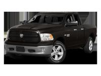 This 2014 Ram 1500 Big Horn is Well Equipped with Four