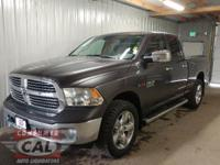 Options:  2014 Ram 1500 4Wd Quad Cab 140.5 Big
