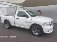 Treat yourself to a test drive in the 2014 Ram 1500! It