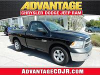 2014 RAM 1500 ALL BLACK WITH A CLEAN CARFAX! Hot Hot