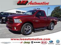 Look no further this 2014 RAM 1500 Tradesman/Express