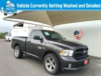 Discerning drivers will appreciate the 2014 Ram 1500!