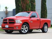 We are excited to offer this 2014 Ram 1500. When you