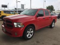 We are excited to offer this 2014 Ram 1500. Your buying